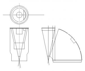 ダブルサイクロン式集塵機を自作する 構想編
