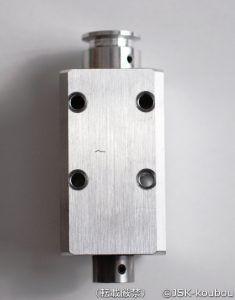 オリジナルマインド(kitmill)のスピンドルを自作する
