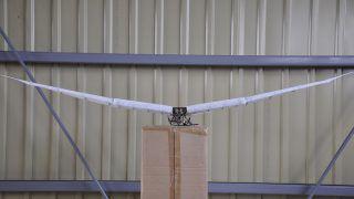 鳥型ラジコン二号機(改) ほぼ完成