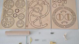 木の振り子時計「木時計」プロジェクト開始
