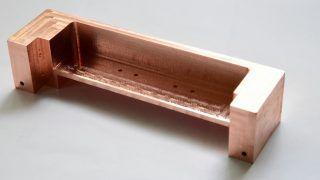 ステッピングモーター用ドライブIC 「SLA7078MPR」の冷却板を自作する