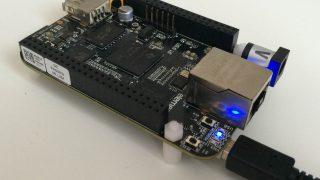 BeagleBoneBlackにUbuntu16.04LTSをインストールしてみた