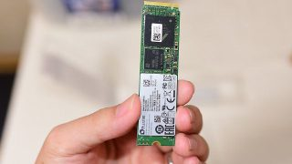 M.2規格 SSD「PLEXTOR PX-512M8PeG 」を装着したら異次元の速さに!!