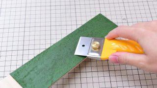 刃物の切れ味が驚くほど改善する革砥を自作してみた