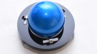 トラックボールマウスをベアリング仕様に改造