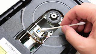 初代Xboxで「このディスクを読み取ることができません」と表示。DVDドライブ交換不要の修理方法